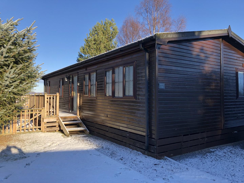 Wild Cat Lodge, Loch Garten Chalet Park